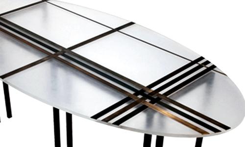 Project: Custom Design Furniture -burberry Table