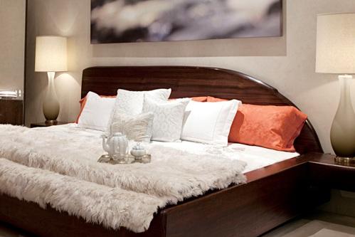 Project: Custom Furniture - Mahogany Bed