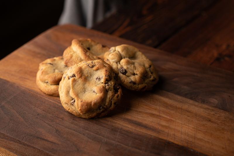 A bunch of cookies. © Robert Lowdon