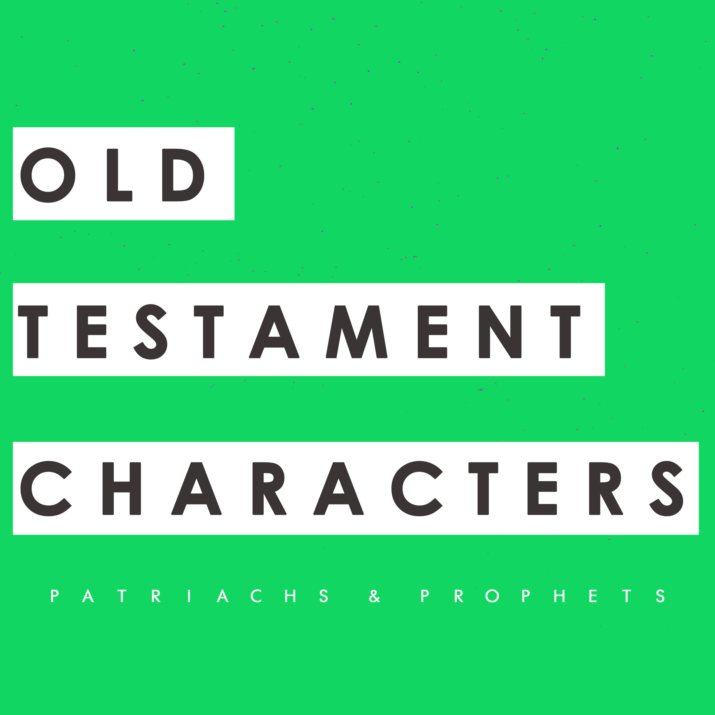 We take a look at some of the heroes of the Old Testament, seeing what they did and how we should respond.