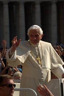 Pope Benedict XVI announced his resignation will begin February 28, 2013. (Sergey Gabdurakhmanov / Flickr)