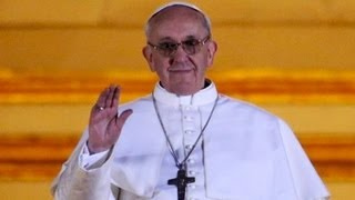 File photo. The newly appointed Pope Francis. (zennie62 / Flickr)