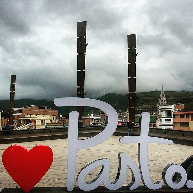 Hola Pasto! #pasto #colombia #travel #travelphotography #travelgram #instatravel #instamood #instadaily #blog #travelblogger  Photo © by patrickacquadro.com
