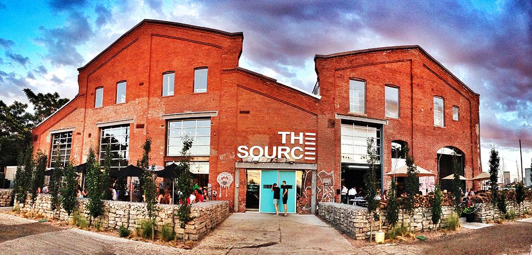 "Exterior of ""The Source"" in Denver, CO  Photo by Brad Torchia/Bon Appétit Magazine"