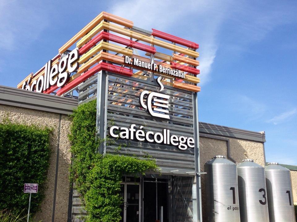 Café College in San Antonio, TX  Photo by Fox News Latino