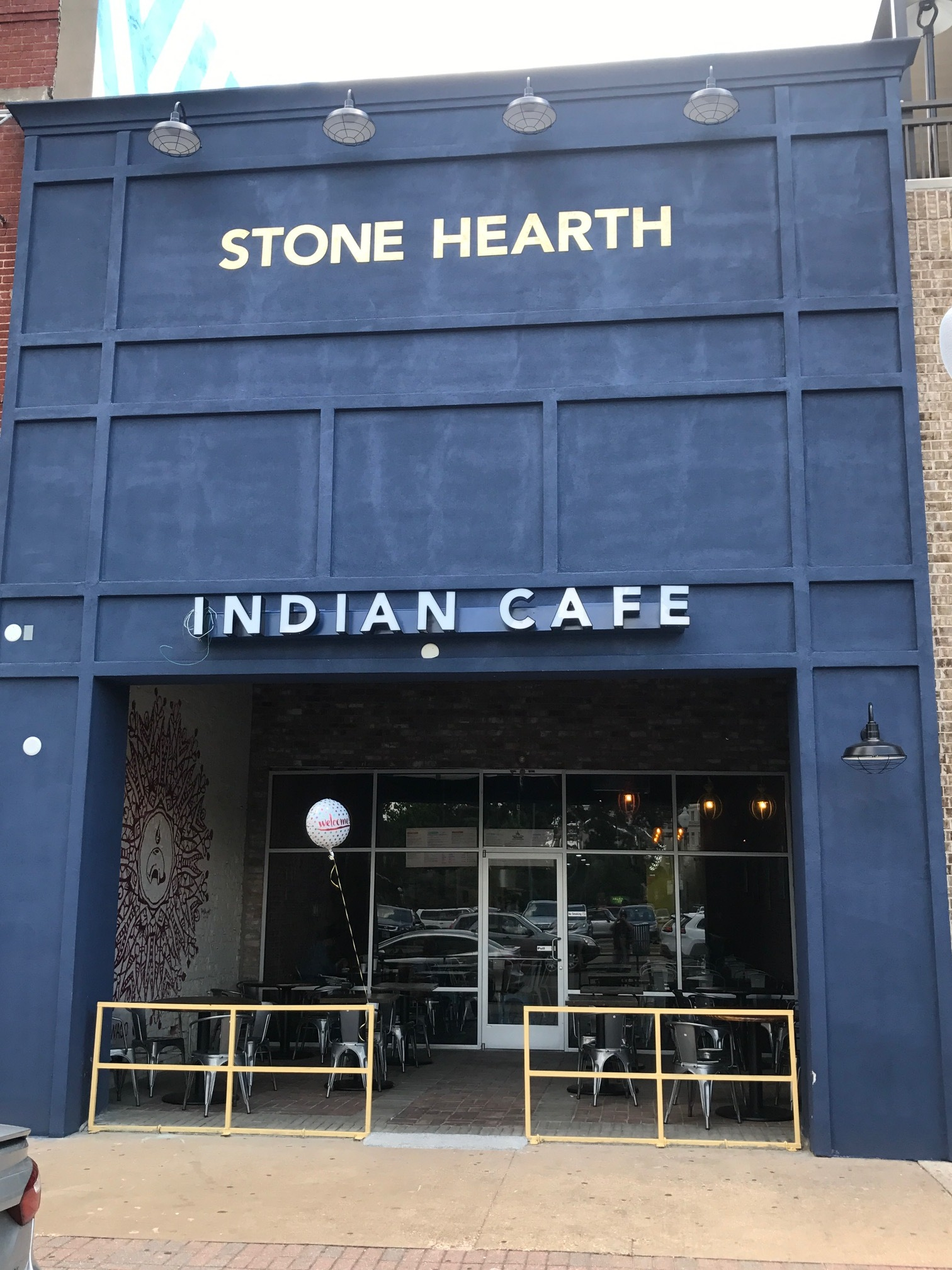 As Waco's only Indian Restaurant, Stone Hearth serves a bourgening population of diners searching for authentic ethnic cuisine.