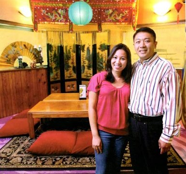 Thanh and Fong Le, owners of Clay Pot Vietnamese Restaurant