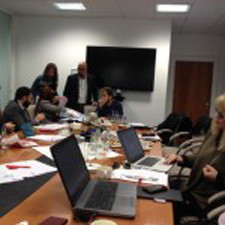 The EU Child Safety Online Project: Partner Meeting