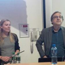 Professor Stefan Bogaerts & Janneke Schilder