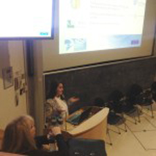 Dr. Carly Cheevers presents at the EU Child Safety Online Project: Symposium