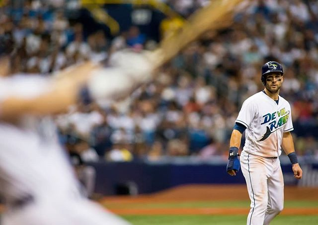 I don't know...looked like a homerun from here... . . . . . . . . .  #RaysWin #RaysUp #raysbaseball #TampaBayRays #mlb #TampaBayBaseball #tampaphotographer #tampaphotography #tampa #tampabay #sportsshooter #sports #sportsphotography #sportsphotographer #baseball #baseballplayer #teamcanon #instagood #illgrammers #mlbphotos