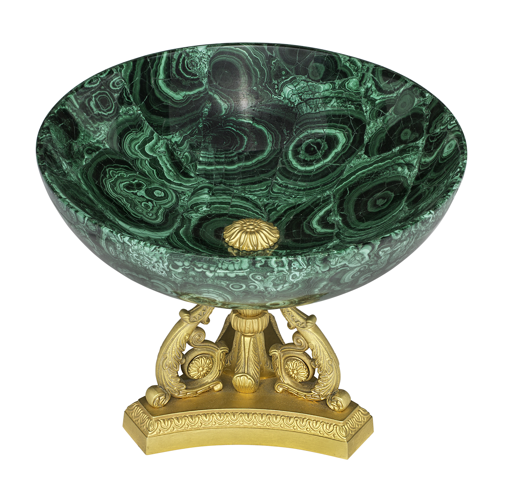 Malachite Bowl Gilt Std-4013-D-.jpg