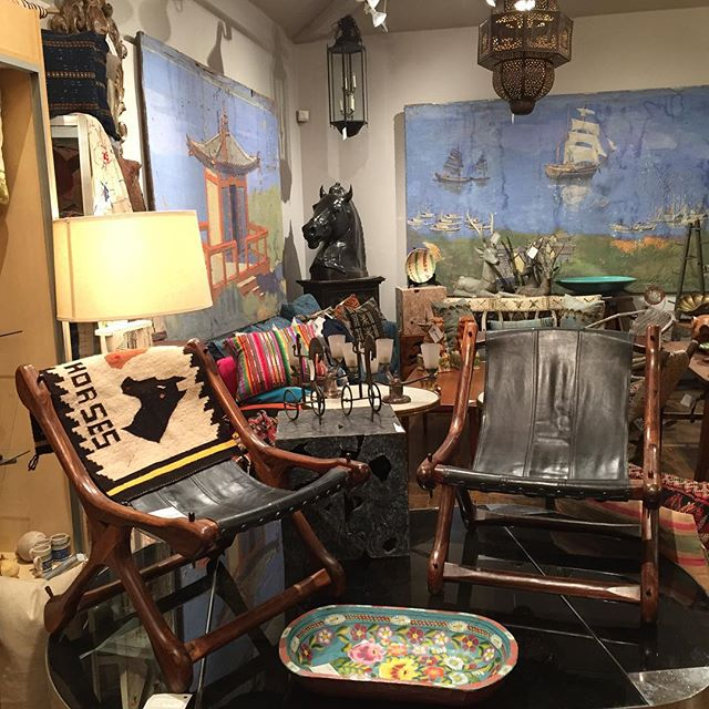 New dealers and merchandise for the New Year! #summerlandantiquecollective #antiques #vintage #homedecor