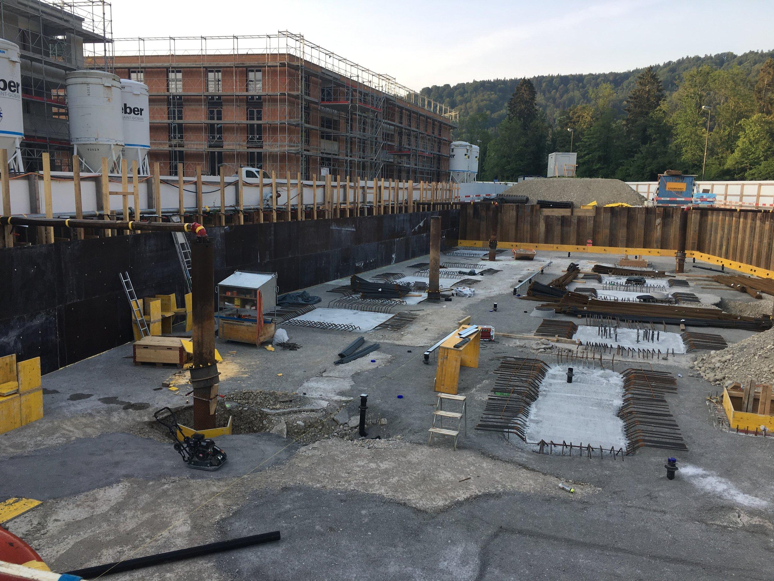 Überbauung NIDO Sennhof Winterthur Immobilienverkauf Boll Immobilien Zürich