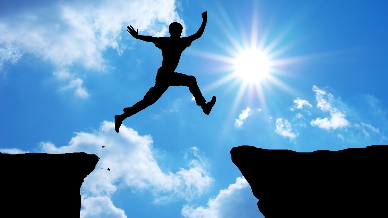 Day Ten:Leap Joyfully into Your Day