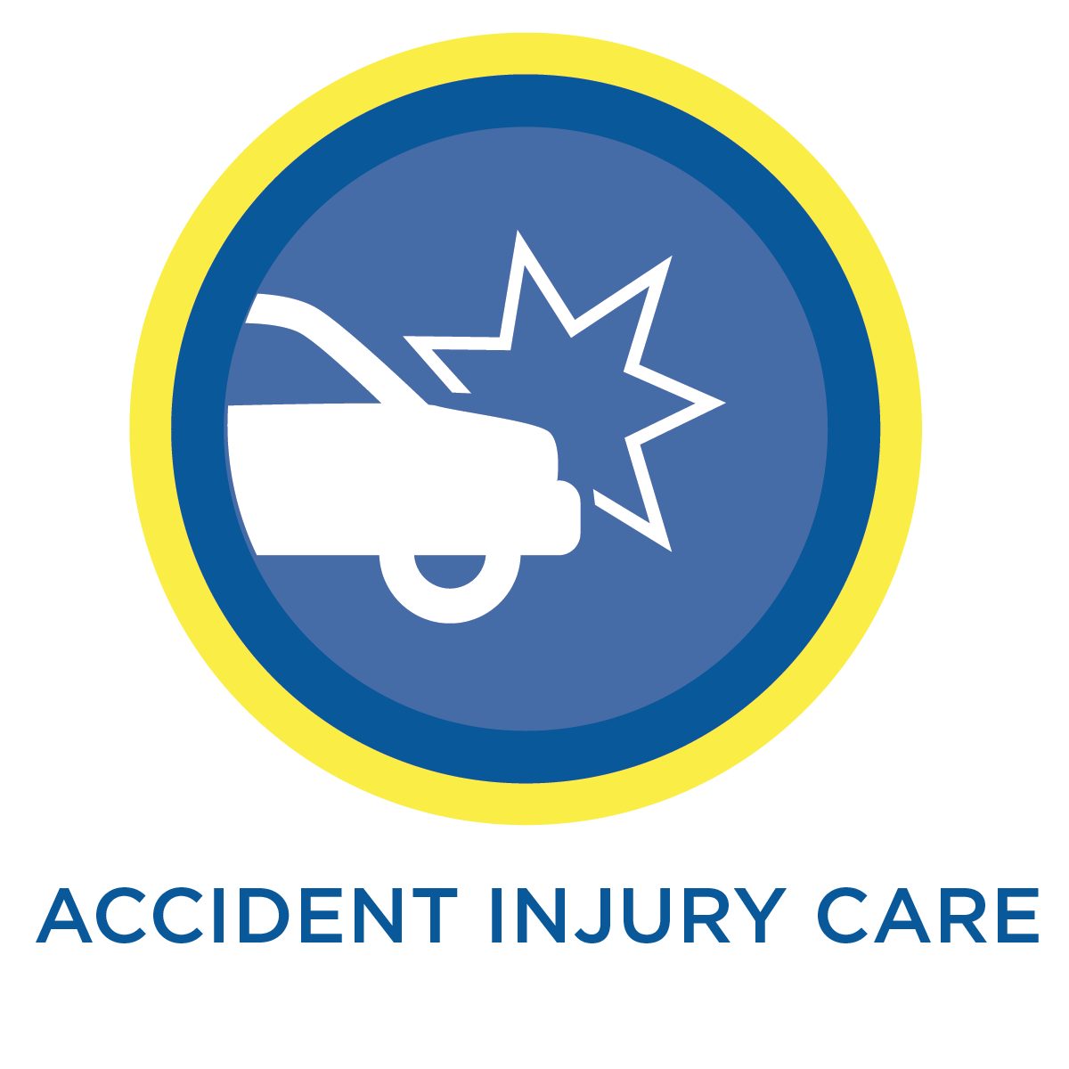 Accident injury treatment center