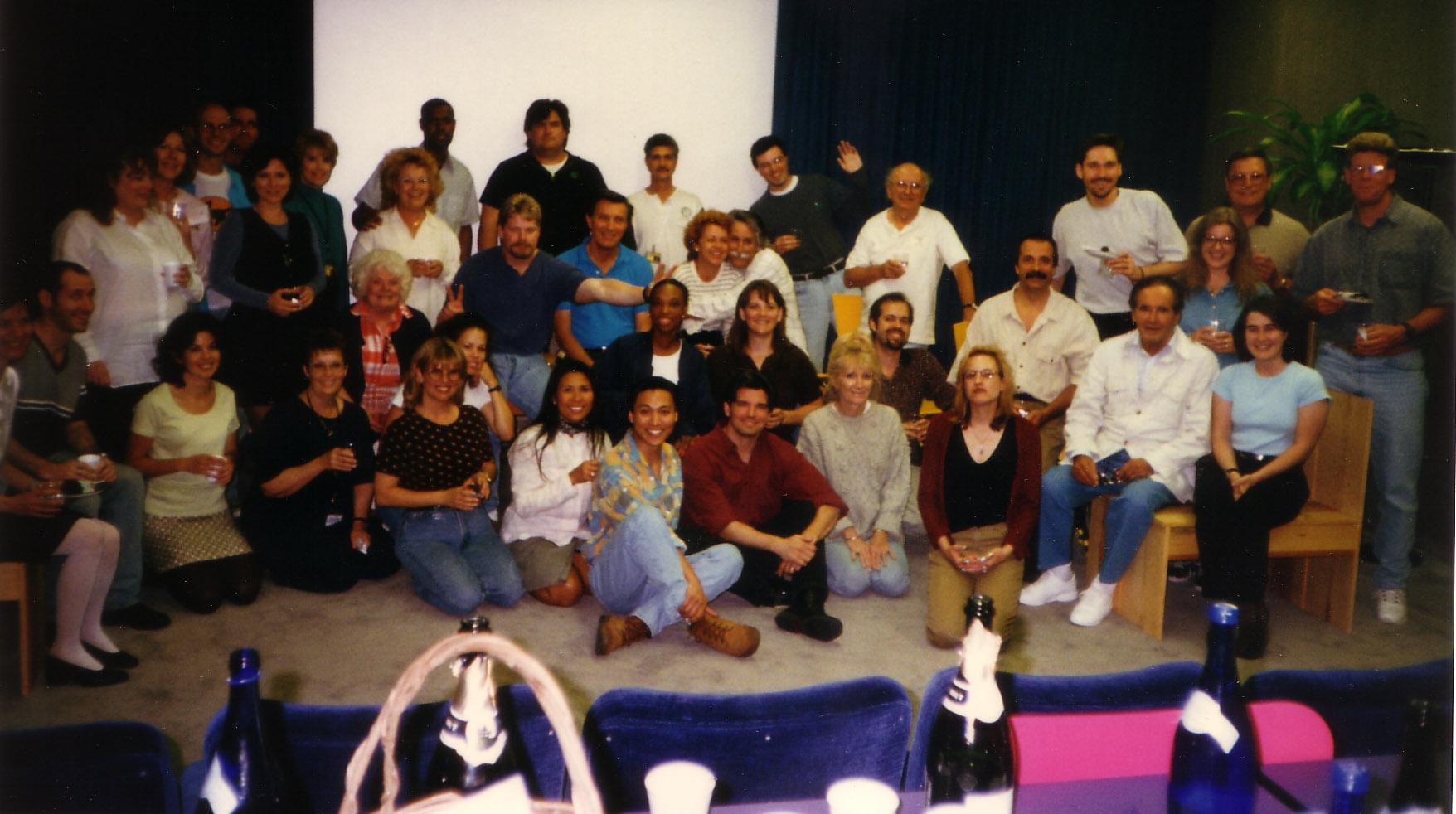 STUDIO ENGAGEMENT PARTY