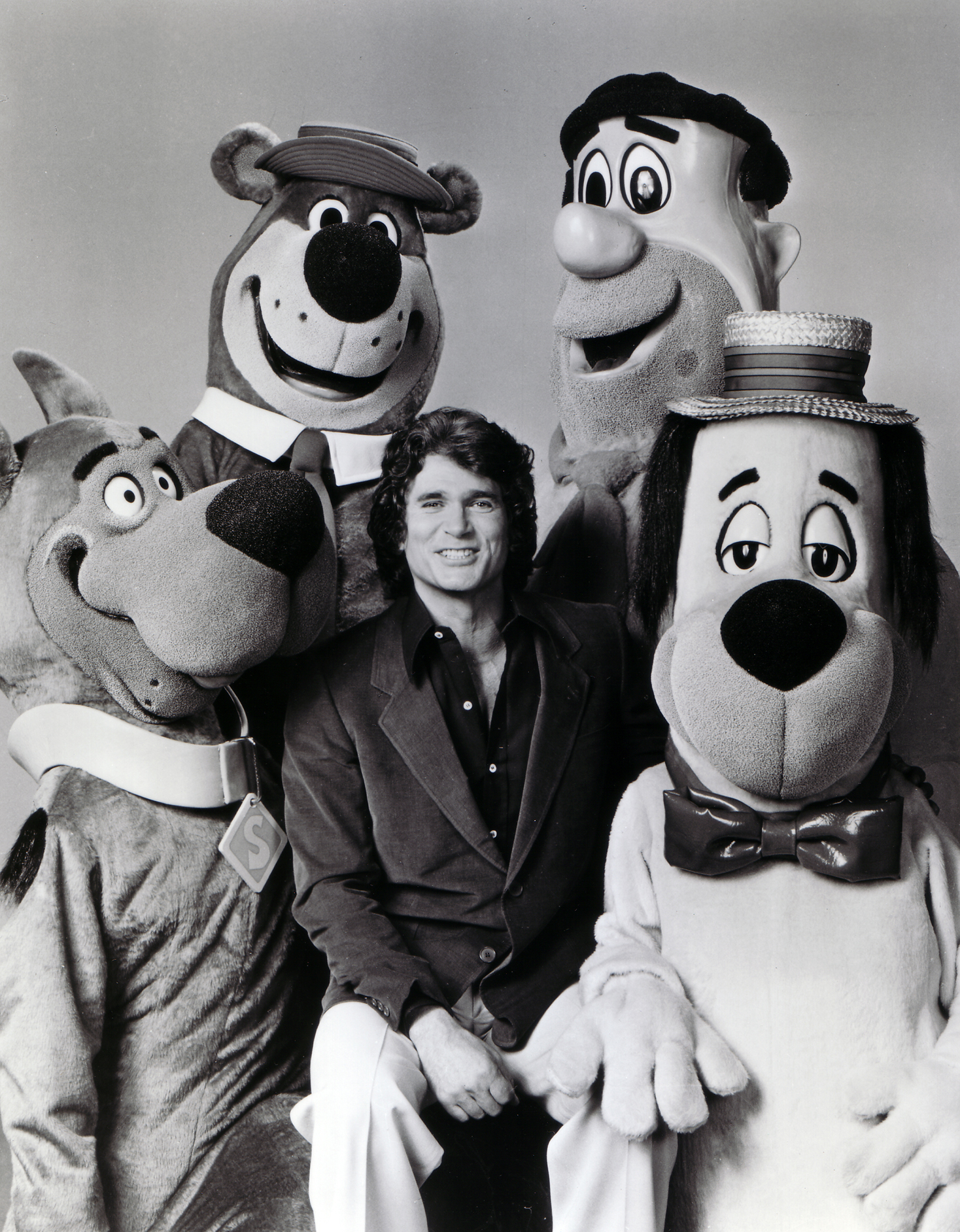 THE FUNTASTIC WORLD OF HANNA BARBERA ARENA SHOW WITH MICHAEL LANDON