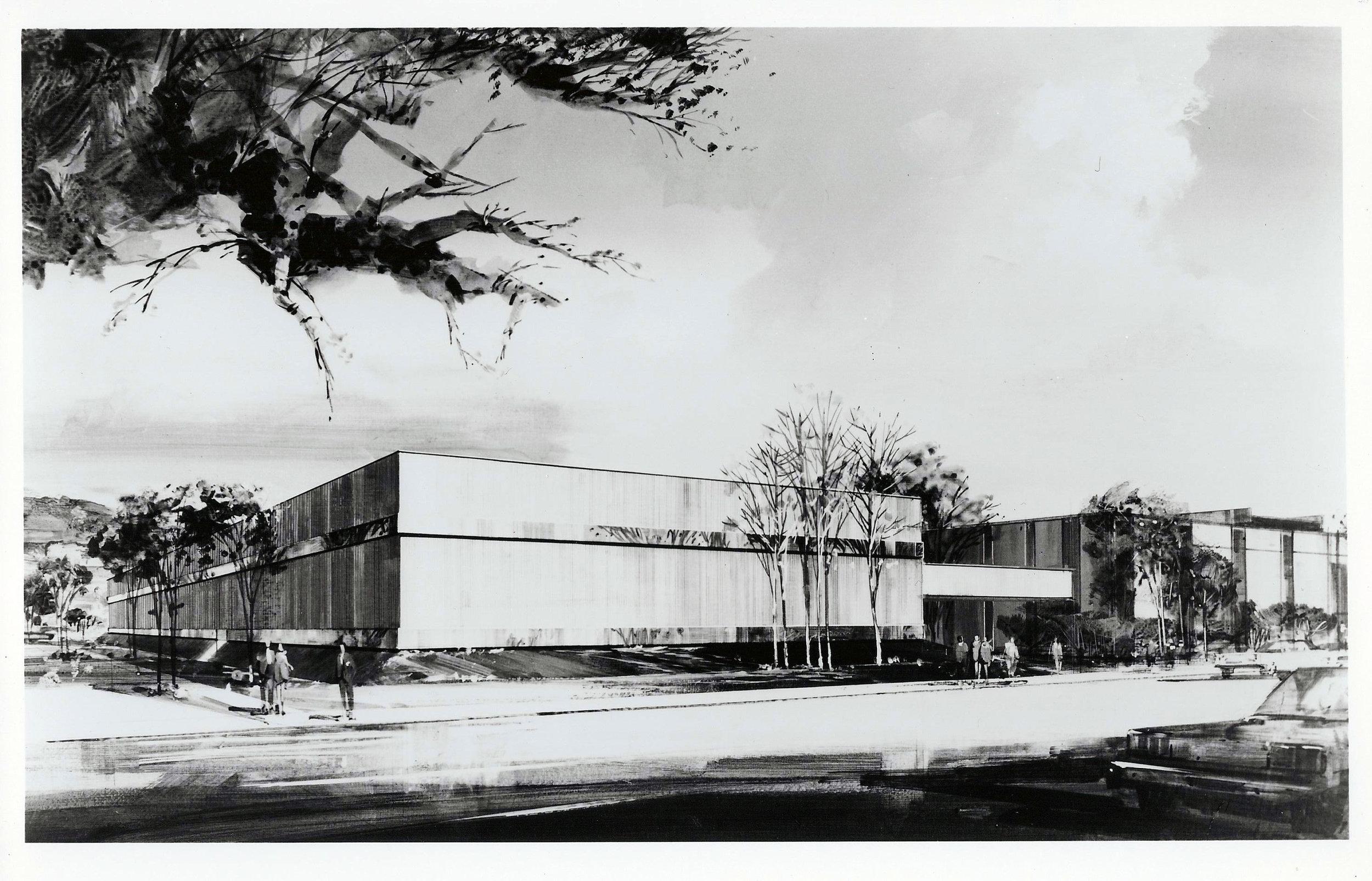 HANNA BARBERA ANNEX BUILDING