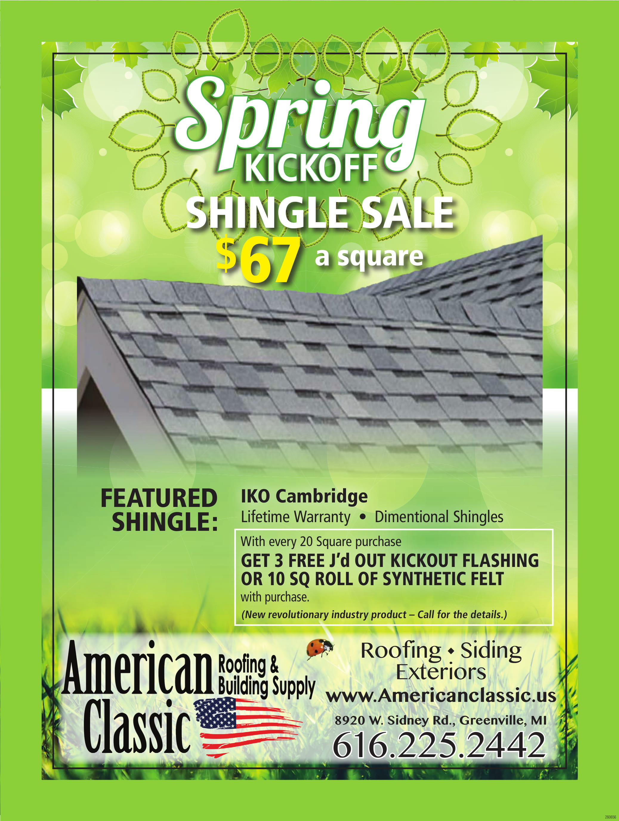 BLOG — American Classic Roofing & Building Supply