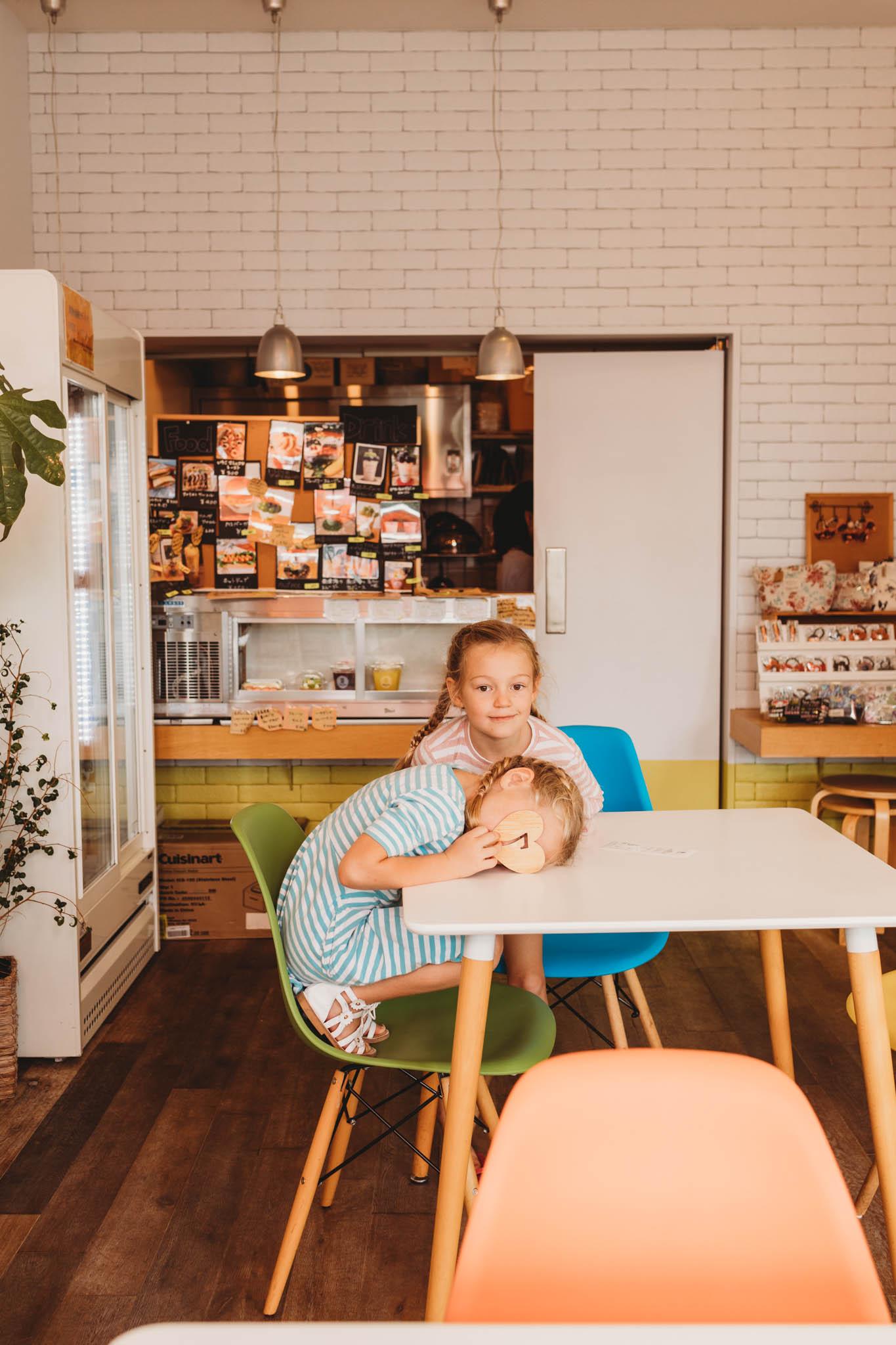 move next door to VegeTrip for fruit smoothies