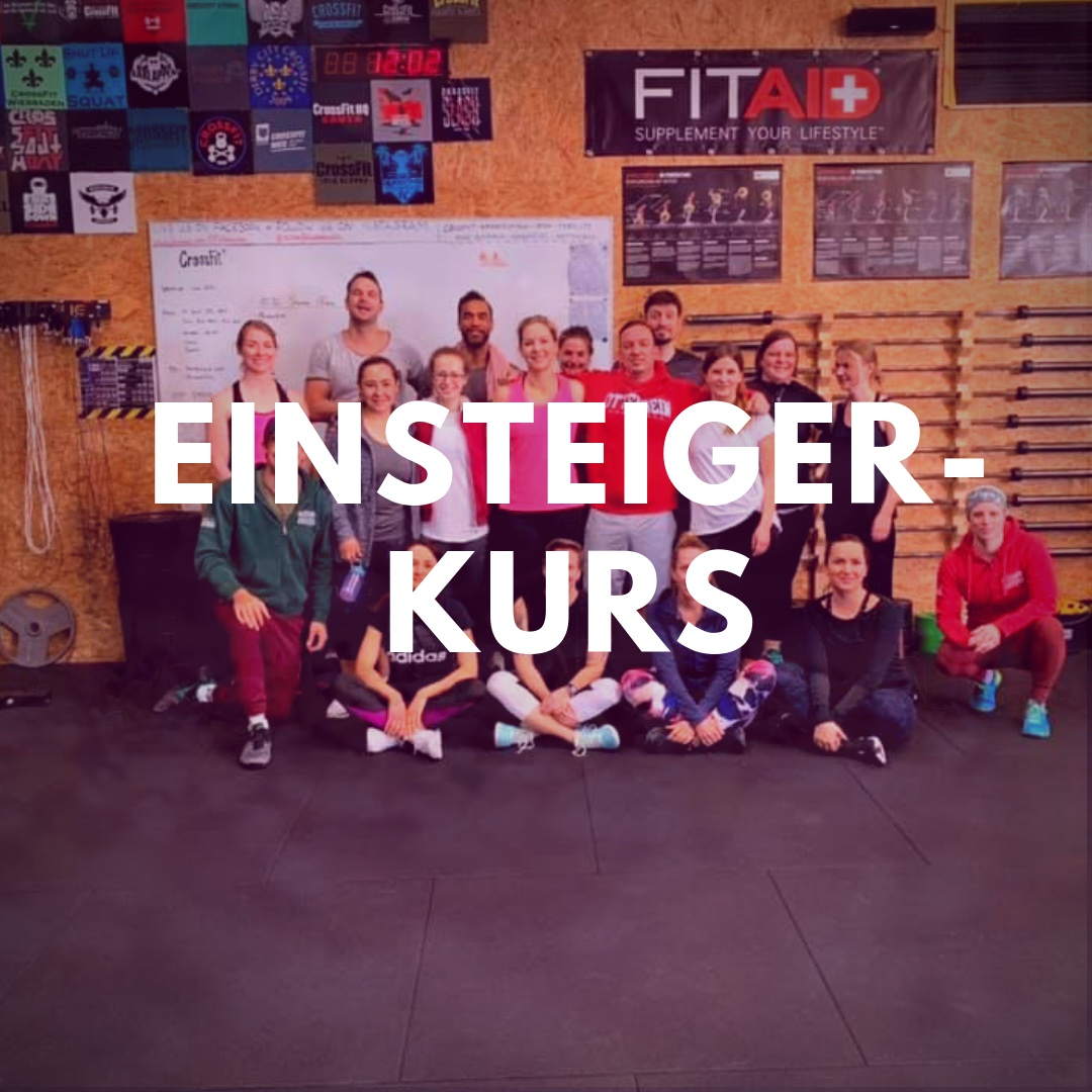 Start you CrossFit journey at CrossFit Wiesbaden