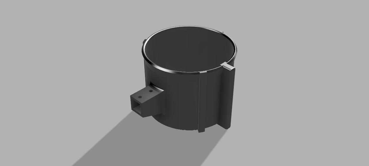 Rain Validator CAD rendering