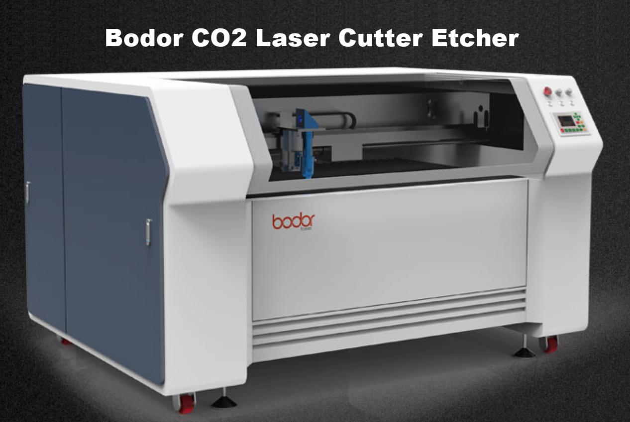 Bodor C02 Laser Cutter Etcher