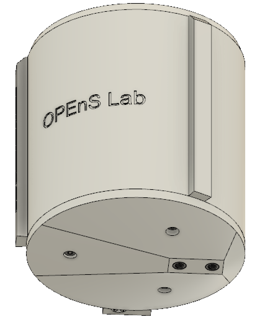 Water container CAD