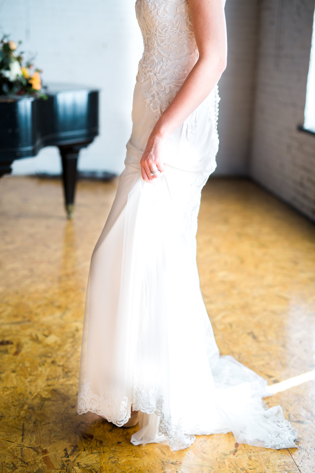 Gown: Lillian West by White Traditions Bridal House