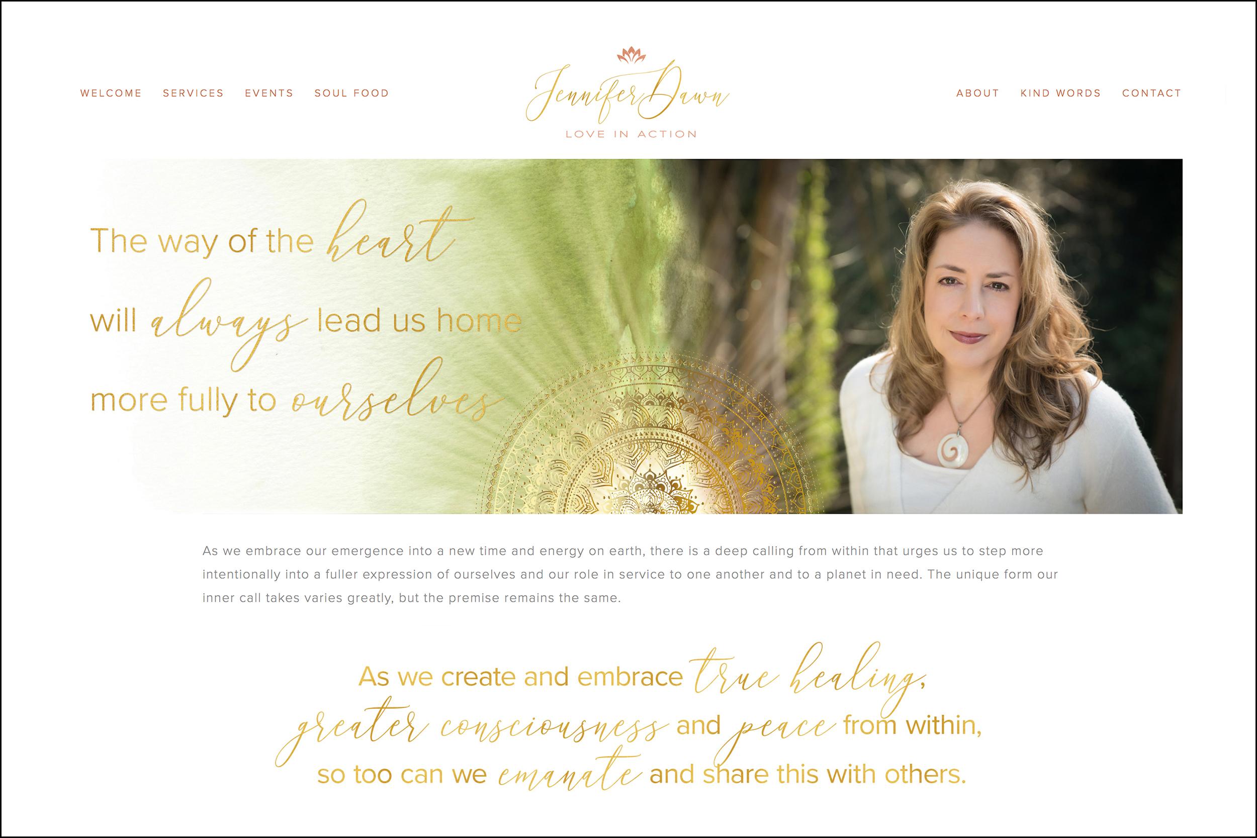 Jennifer-Dawn_Web-Design_by-Laurie-Nelson