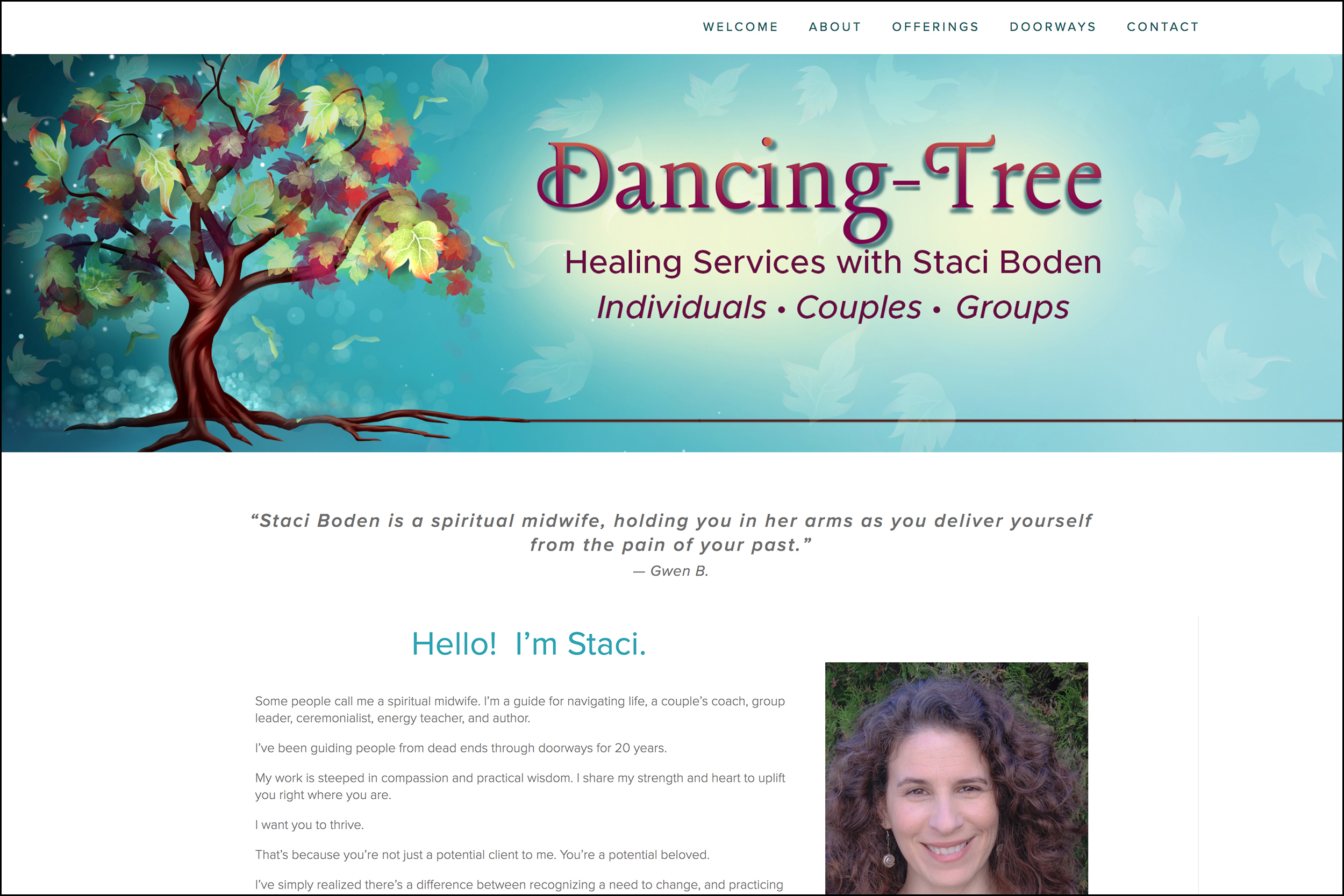 Staci-Boden_Dancing-Tree_Website-Design_by-Laurie-Nelson