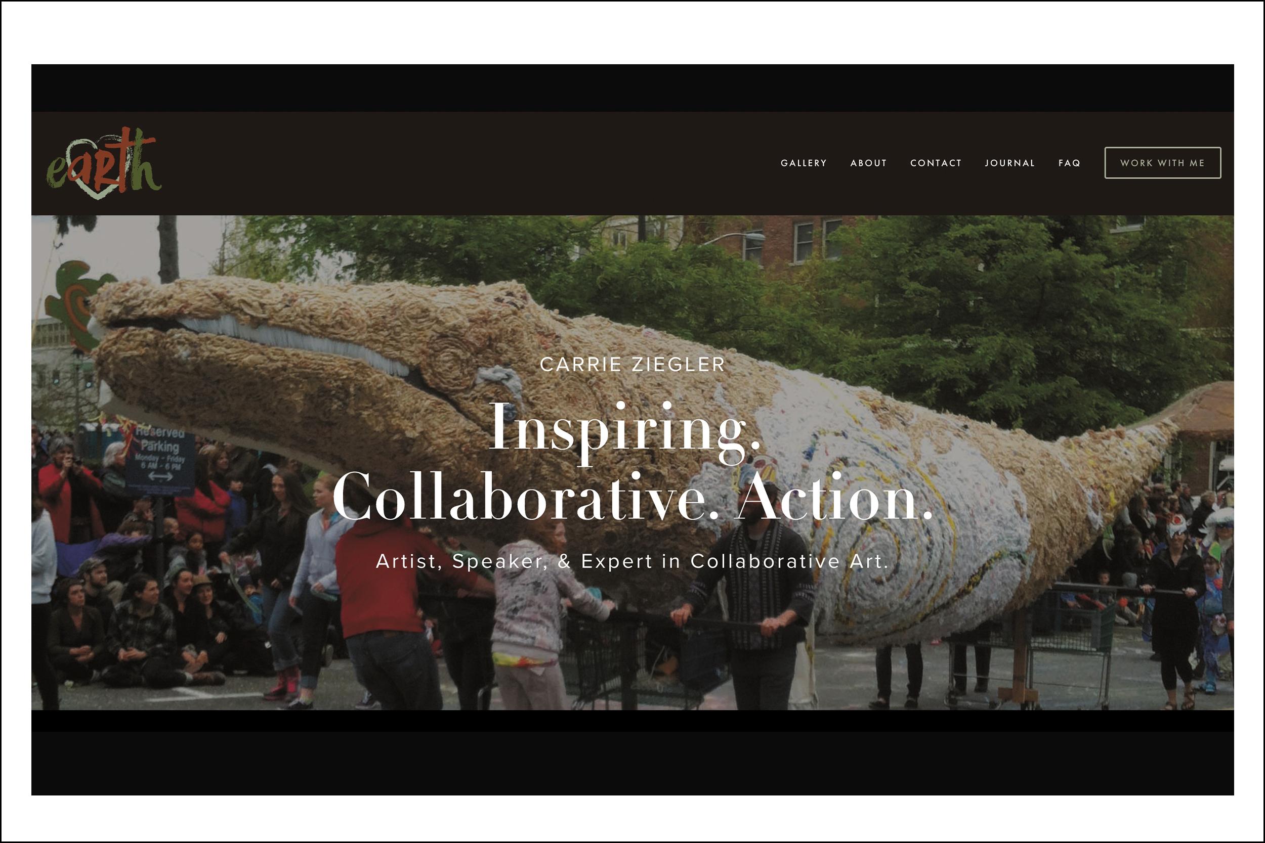 Carrie-Ziegler_Earth-Art_Website-Design_by-Laurie-Nelson