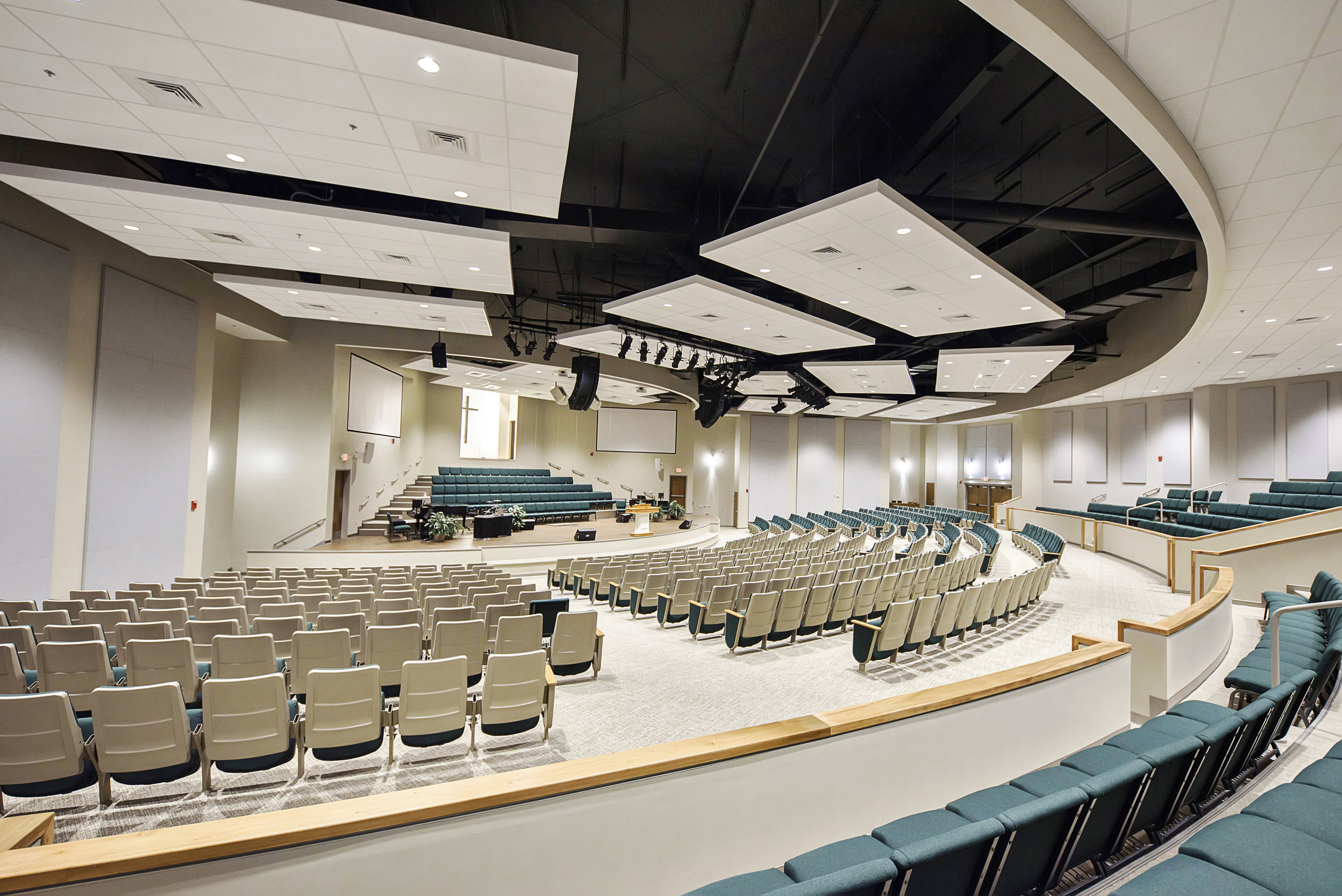 SUNNYSIDE BAPTIST WORSHIP CENTER - PHASE 1
