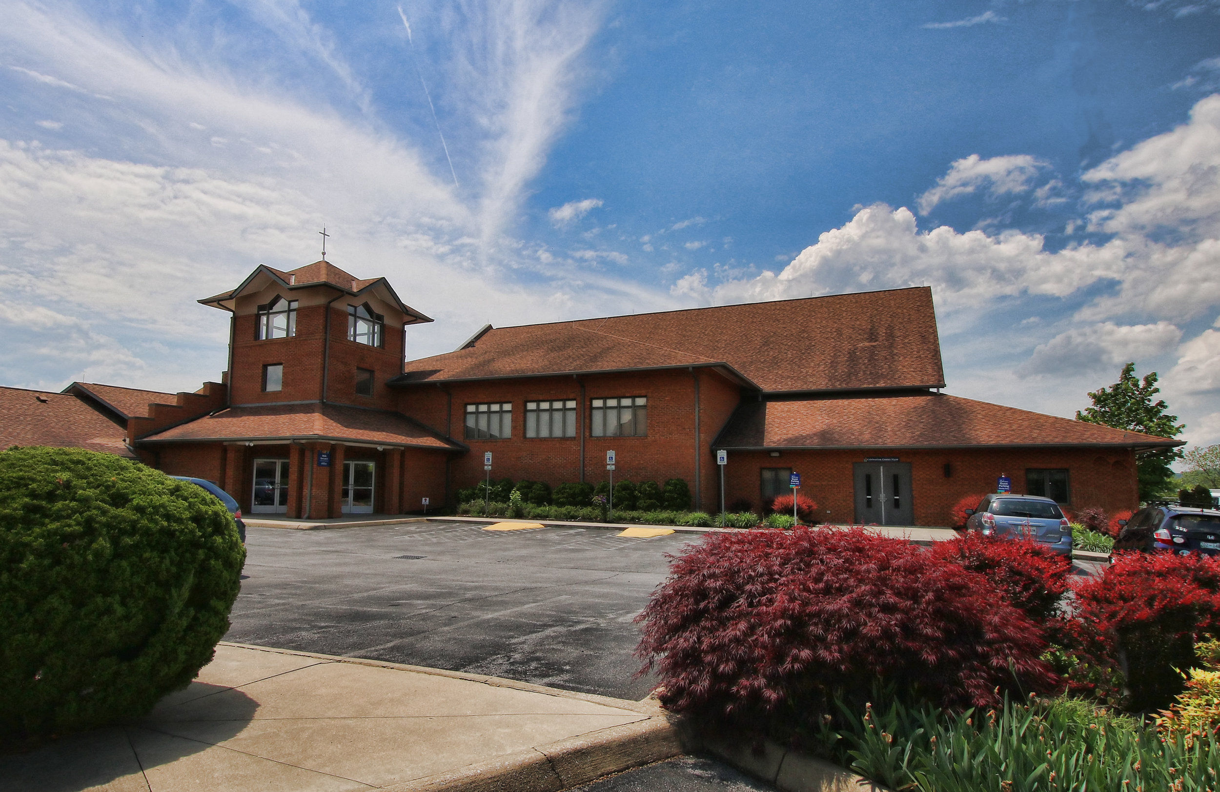 WESLEY MEMORIAL UNITED METHODIST CHURCH FAMILY LIFE CENTER