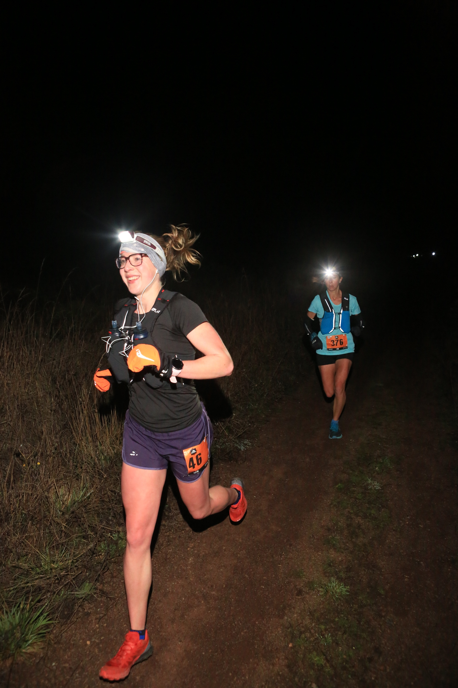 TNF Race Shot