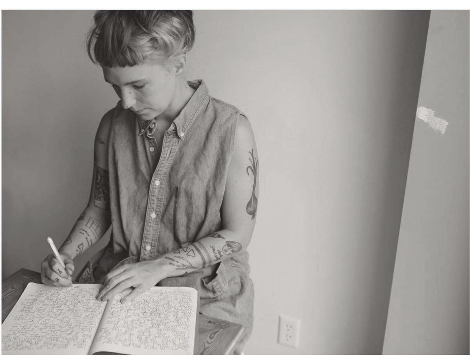 Author photo by  Mae Stier.