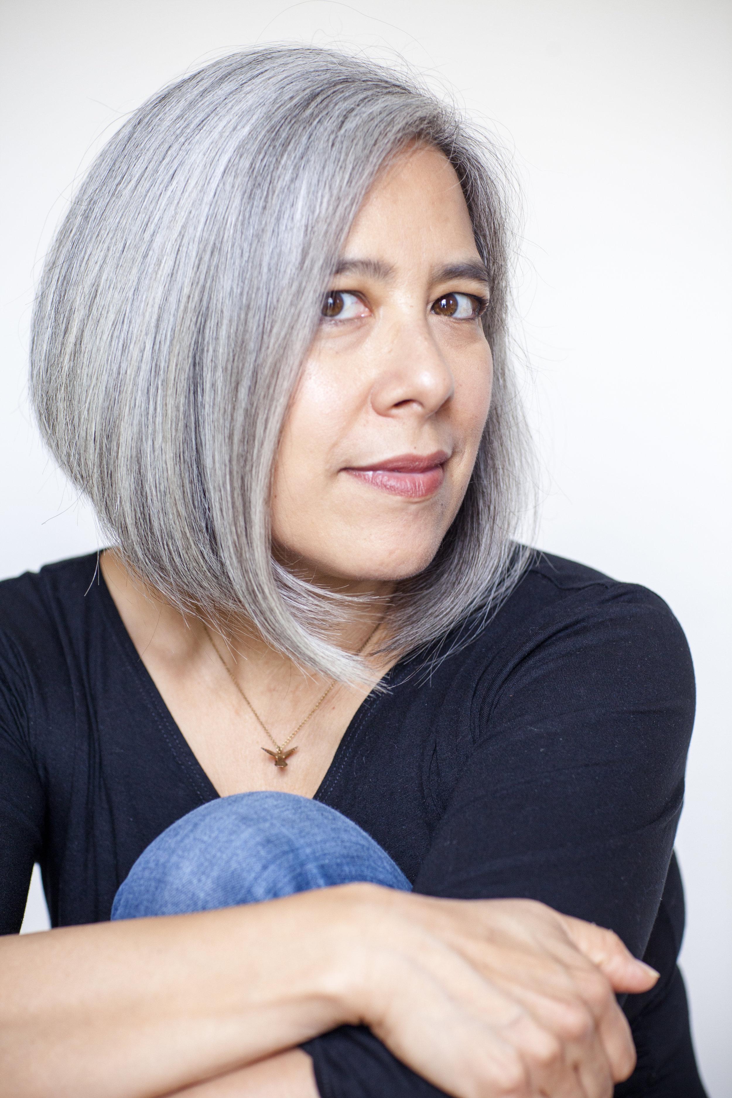 Author photo by Heather Weston.