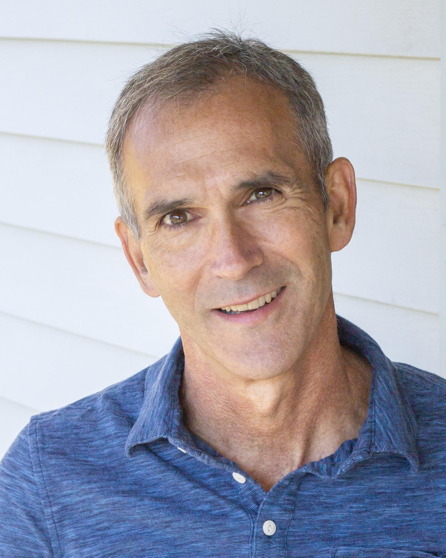 Author photo by Tasha Thomas.