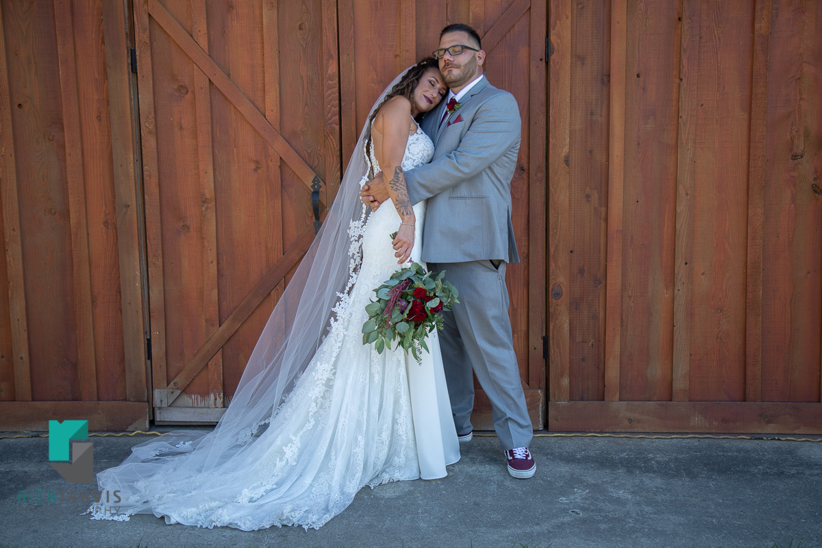 Krystina and Rick got Married