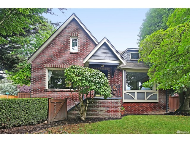 6756 9th Ave NW, Seattle WA 98117  SOLD for $799,950  For more photos & information,   click here