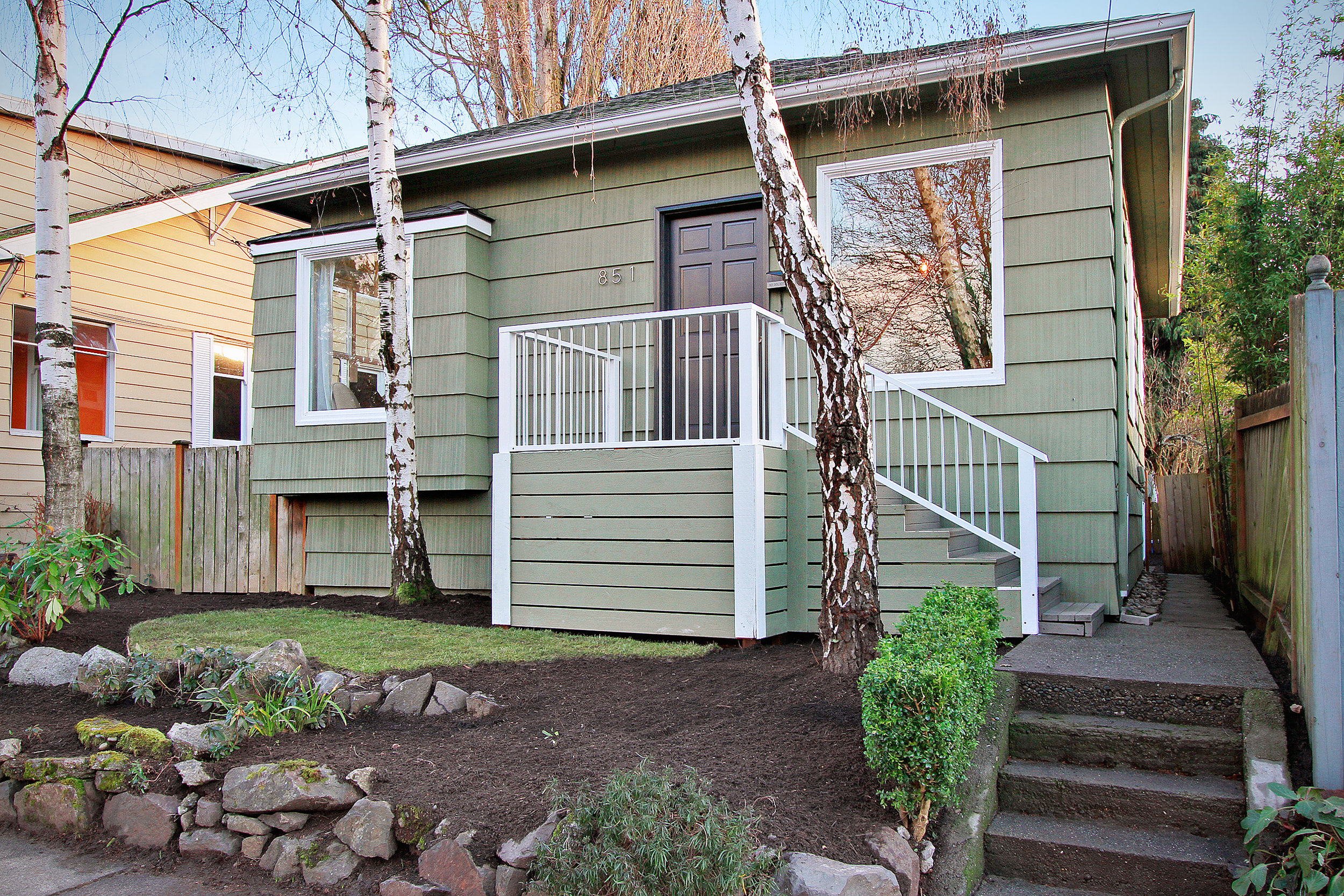 851 NW 61st St, Seattle WA 98107  SOLD for $760,000  For more photos & information,   click here