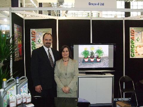 We were at Hortifair 2009
