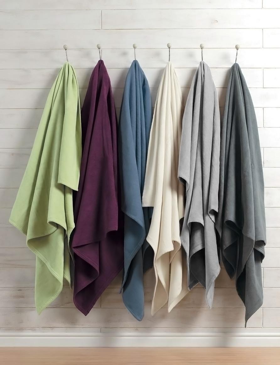 100 Organic Cotton Queen Size Jacquard Woven Bed Blanket By Ibena Ibena Online Shop