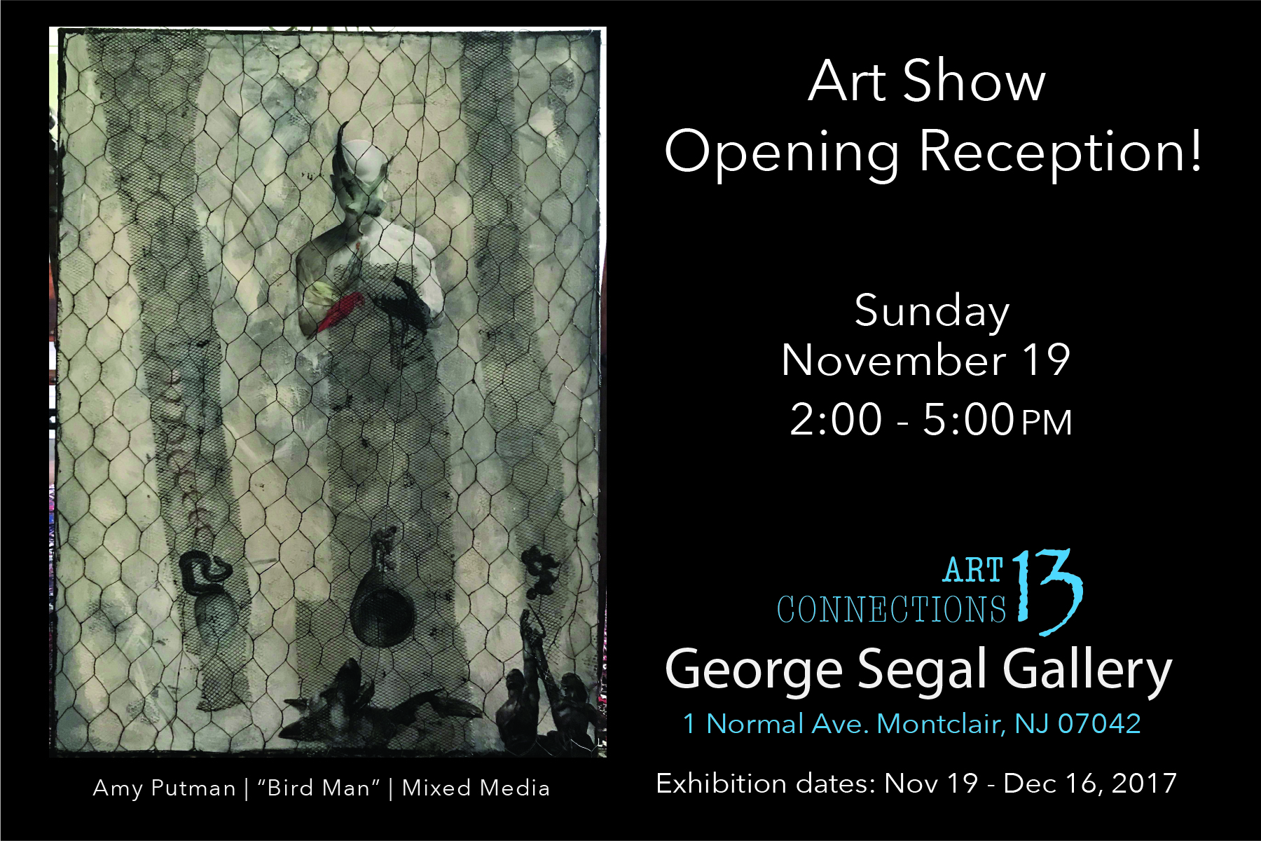 invite 2 george segal .JPG
