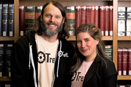 Treff Co-founders, Kory Arsenault and Tina Petrick.JPG