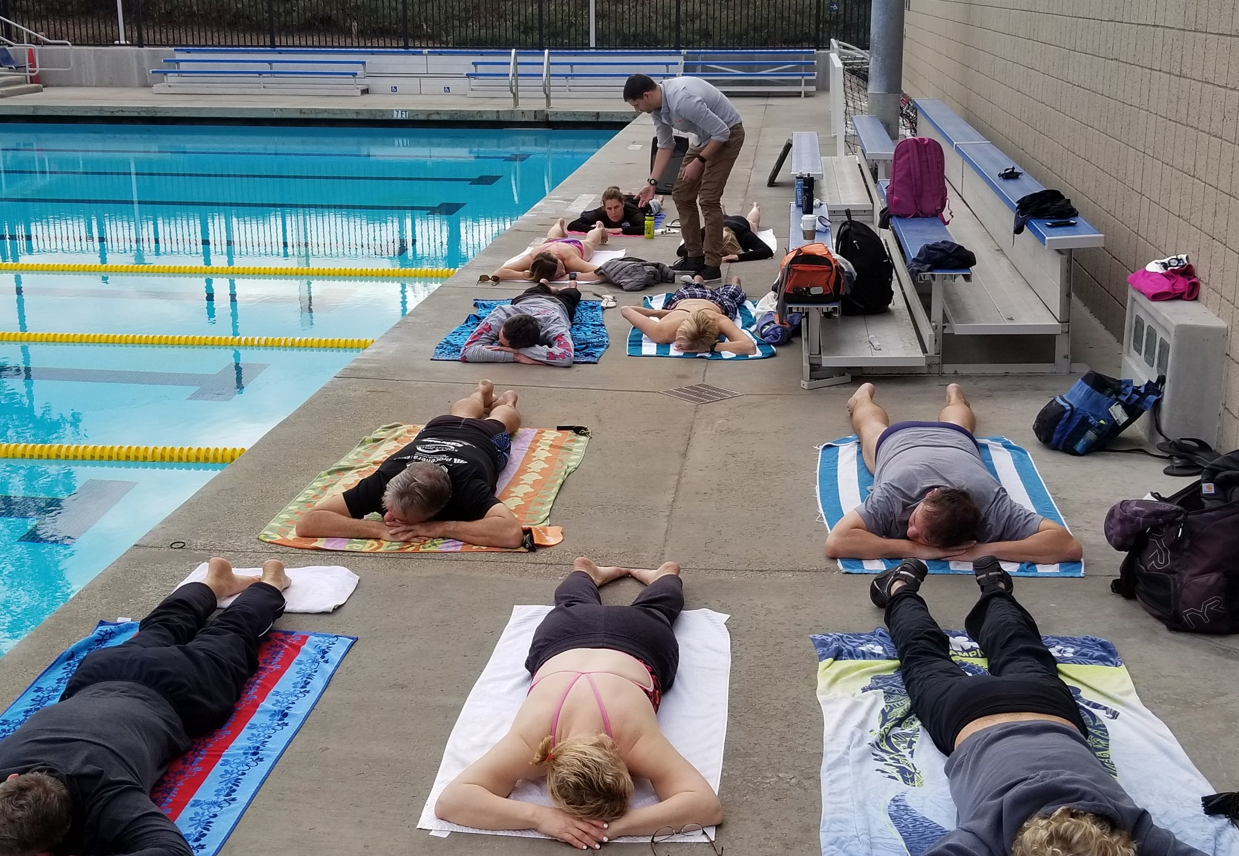 SwimBox FBM Clinic Swim Lessons Fairfax