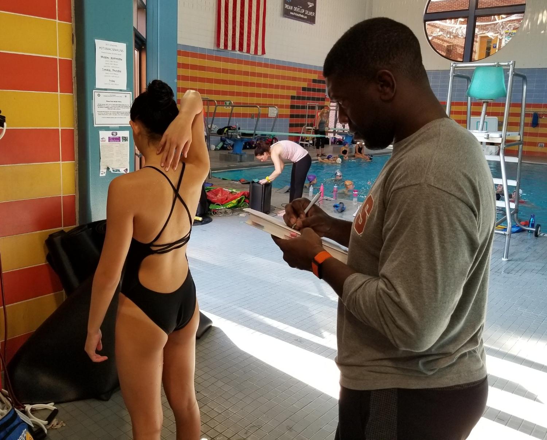 SwimBox Swim Lessons Fairfax Perfomance