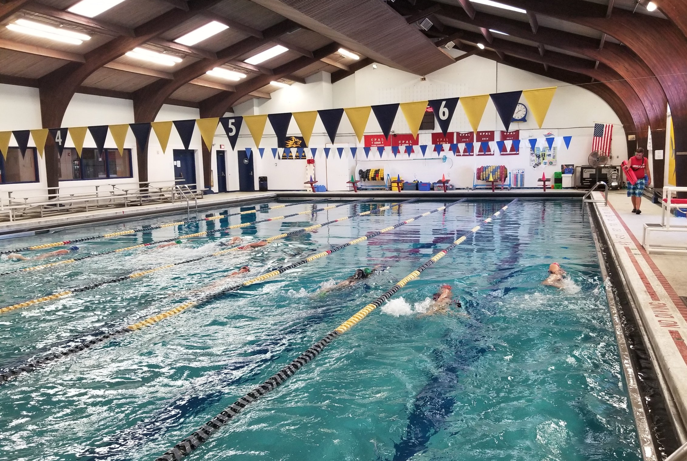 SwimBox Swim Lessons Falls Church Arlington Fairfax
