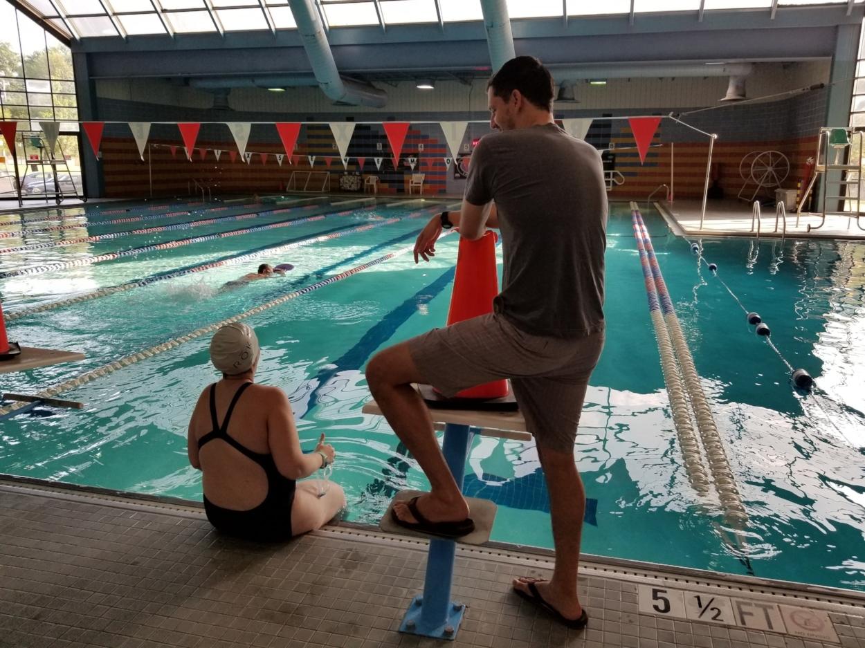 SwimBox NCAP Potomac Marlins Fish Swim Lessons